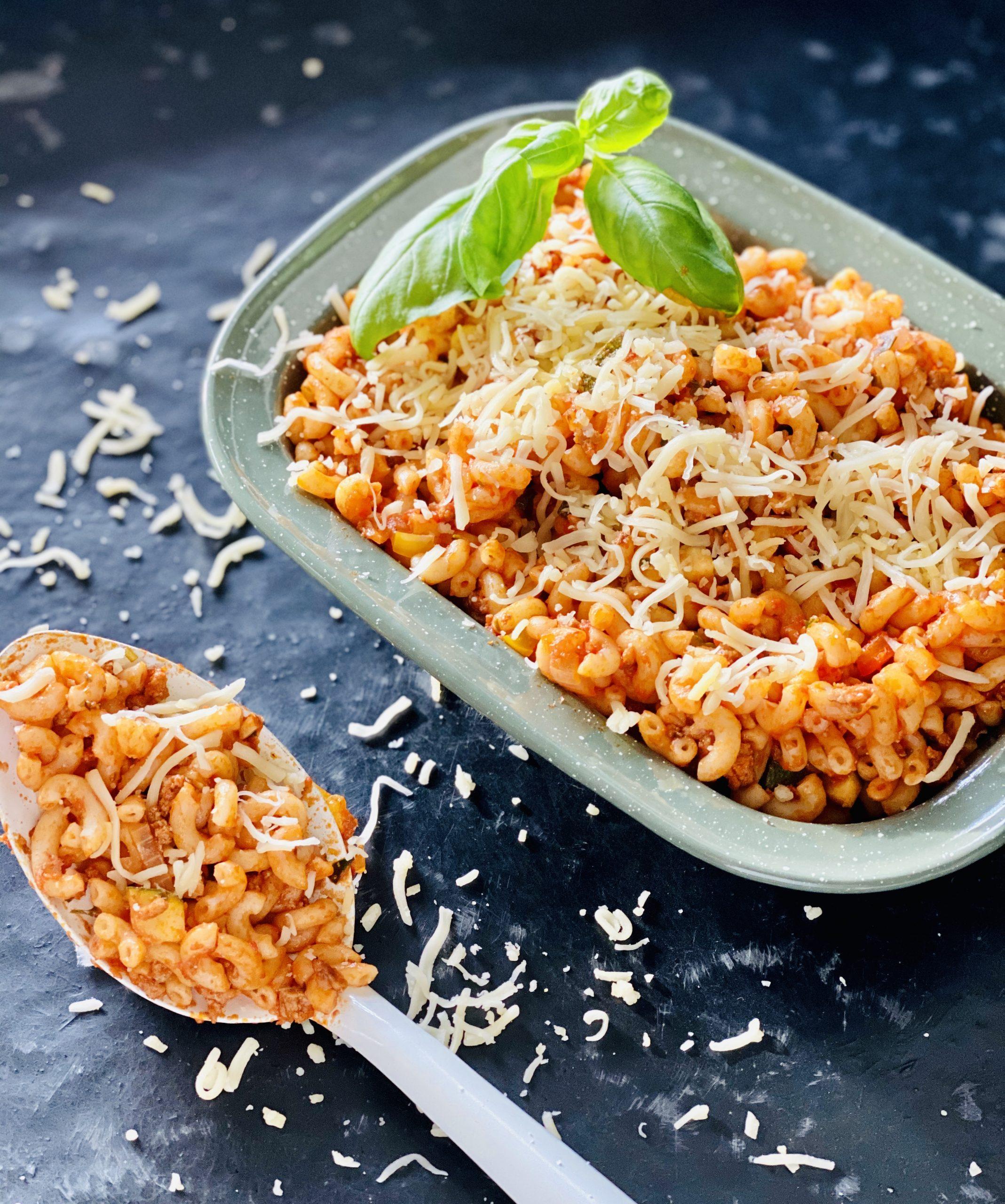 snelle macaroni