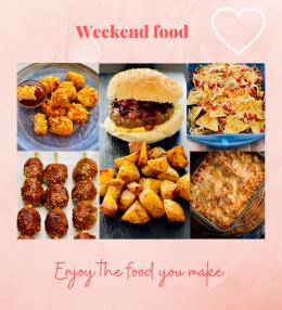 5x Weekend Recepten