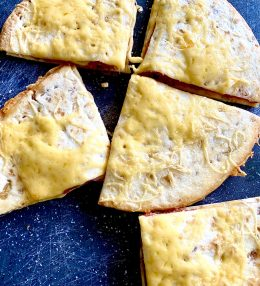 Tortilla-tosti's