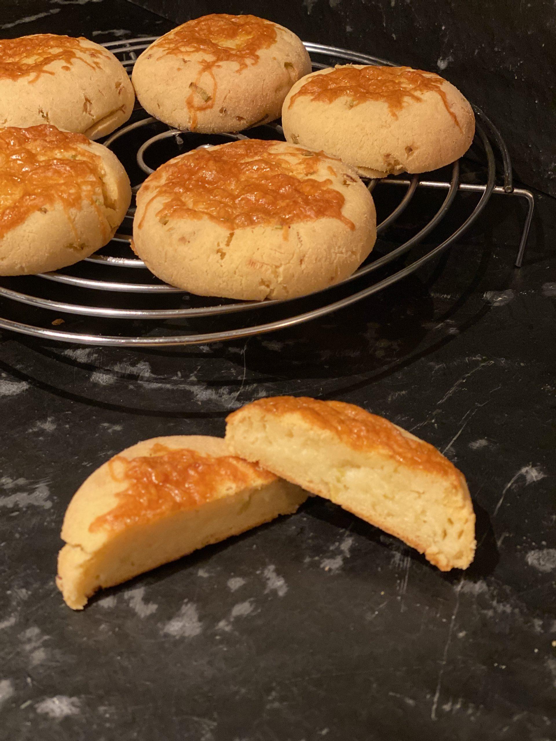 Pan de papas