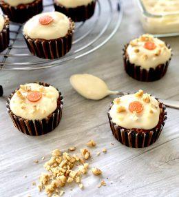 Wortel Cupcakes