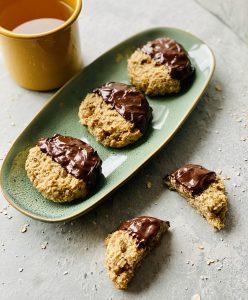 havermout ontbijt koekjes